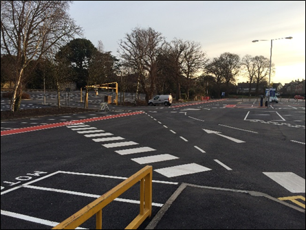 2017 Cyprus Road Car Park – Burgess Hill