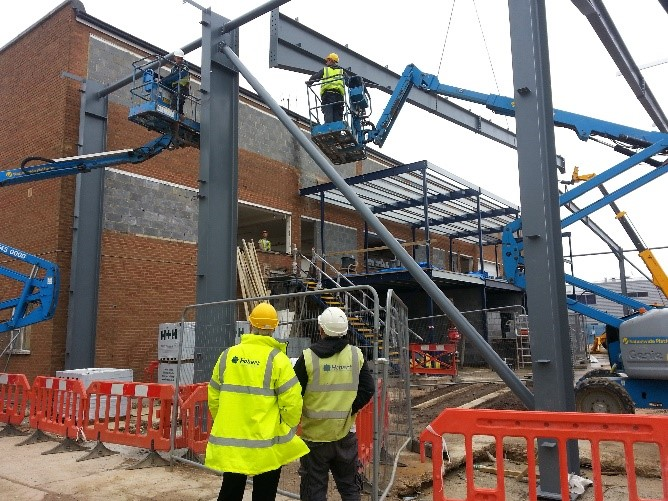 New Warehouse Crawley Hobart Civil Engineering