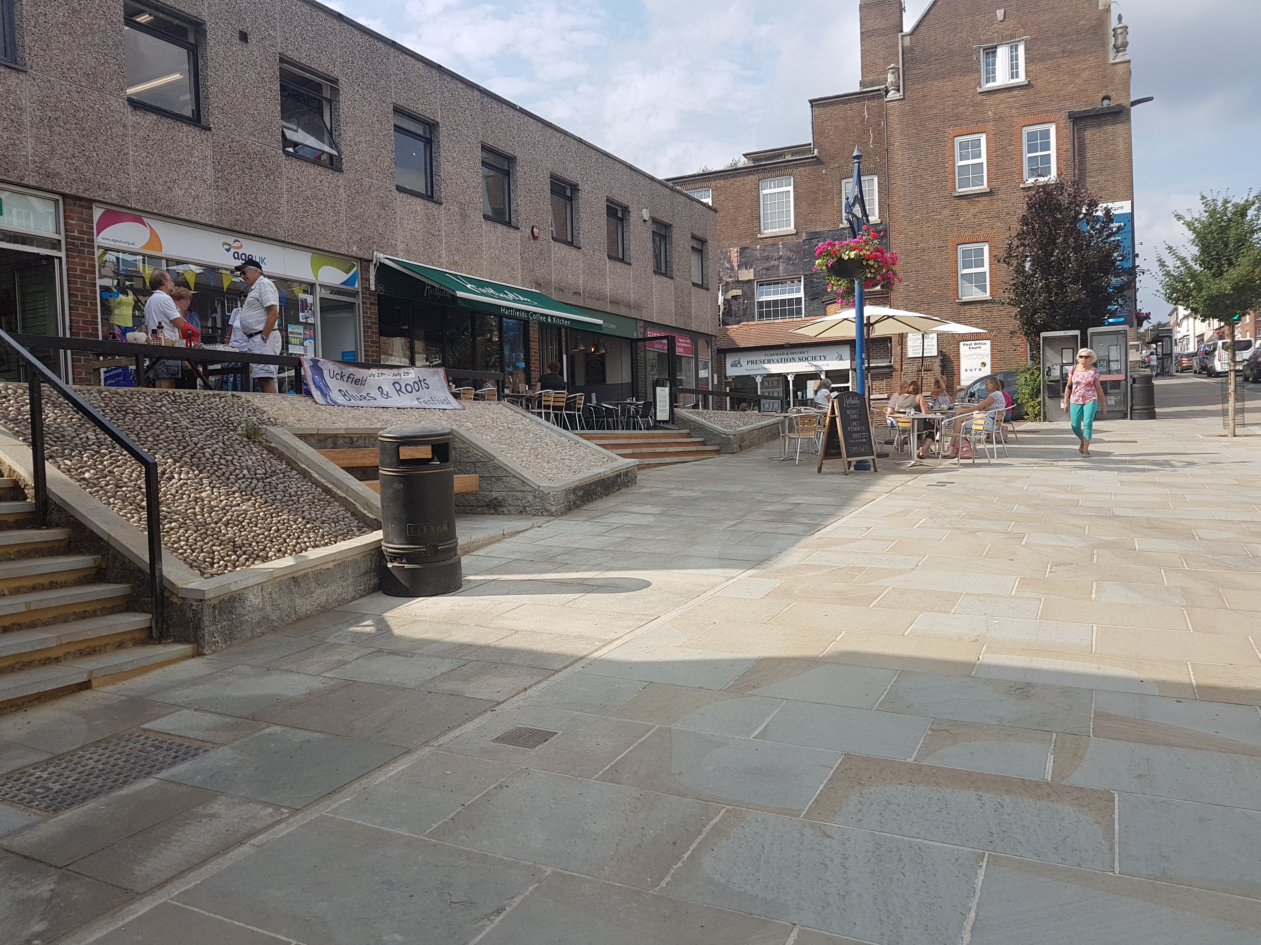 Uckfield High St completed (2)